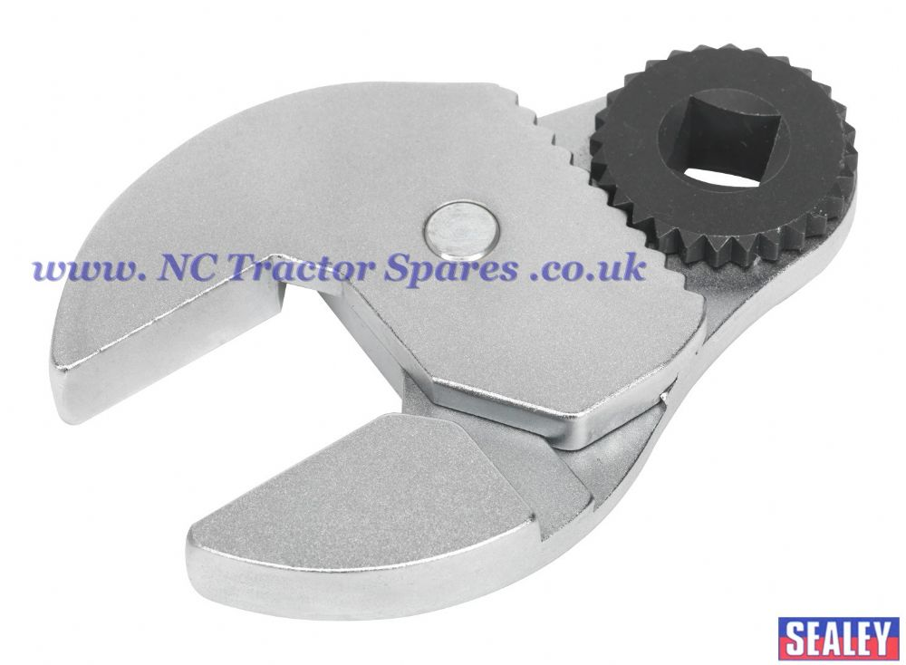 "Crow's Foot Wrench Adjustable 1/2""Sq Drive 6-45mm"